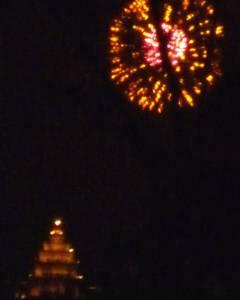 20101111の花火